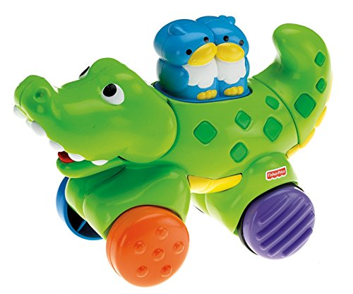 Fisher-Price Amazing Animals Press & Go Crocodile
