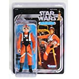 Luke Skywalker X-Wing Pilot Star Wars 12 Inch Kenner Gentle Giant Jumbo Exclusive Figure