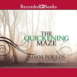 The Quickening Maze Audiobook