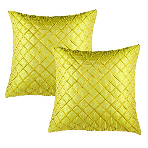 ZAIN CUSHION COVERS 16 X16 INCH SET OF 2