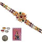 Little India Rajasthani Handcrafted Lovely Rakhi