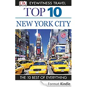 DK Eyewitness Top 10 Travel Guide: New York City: New York City
