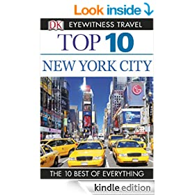 DK Eyewitness Top 10 Travel Guide: New York City: New York City