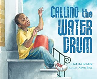 Book Cover: Calling the Water Drum