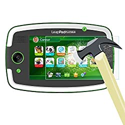 LeapPad Platinum Screen Protector, ACdream Premium Tempered Glass Screen Protector for LeapFrog LeapPad Platinum Kids Learning Tablet (NOT FIT LeapPad3), Ultra Clear Screen Protector