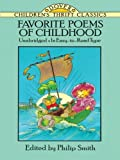 Favorite Poems of Childhood (Dover Childrens Thrift Classics)