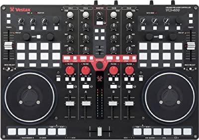 Vestax VCI-400 Professional MIDI and Audio Controller by Vestax