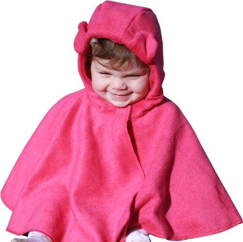 Original Fleece Wrapeaze (Xs) Infant In Fuschia front-151643