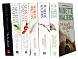Minette Walters Minette Walters 6 Books Collection Set RRP £41.94 (The Shape of Snakes, Disordered Minds, The Echo, The Devil's Feather, Acid Row, The Ice House)