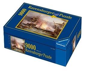 Ravensburger 17806 - Bombardement von Algier - 9000 Teile Puzzle (192x138 cm)