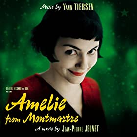 Amelie From Montmartre
