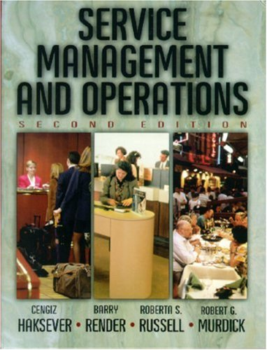 Service Management and Operations (2nd Edition)
