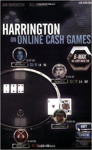Poker no limit hold'em cash game strategy