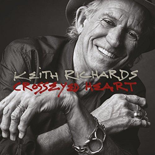 CD : Keith Richards - Crosseyed Heart