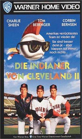 Die Indianer von Cleveland II [VHS]