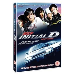 Initial D - Drift Racer [Import anglais]