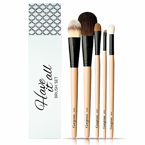 Gorgeous Cosmetics Have it All Brush Set