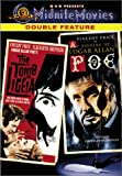 The Tomb of Ligeia / An Evening of Edgar Allan Poe (Midnite Movies Double Feature)