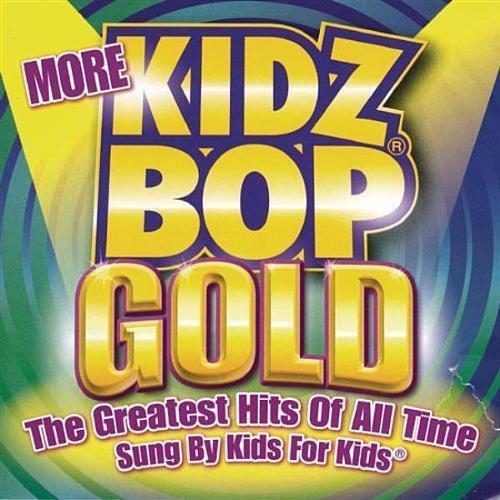 Kidz Bop Kids - More Kidz Bop Gold CD by Razor & Tie
