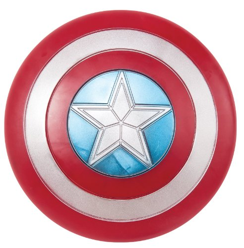 Rubies Captain America: The Winter Soldier Retro Costume Shield, 12""