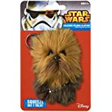 Underground Toys Star Wars The Clone Wars 4 inch Talking Plush Clipon Chewbacca