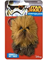 "Underground Toys Star Wars Talking Chewbacca 4"" Plush"