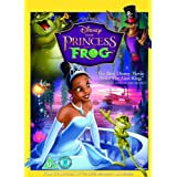 The Princess and the Frog [DVD]by Anika Noni Rose