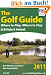 Golf Guide (Farm Holiday Guides)