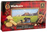 Walkers Shortbread Assorted Selection, 8.8-Ounce St. Andrews Boxes (Pack of 2)