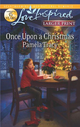 Once Upon a Christmas (Love Inspired (Large Print))