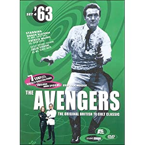 The Avengers - '63 Set 4 movie