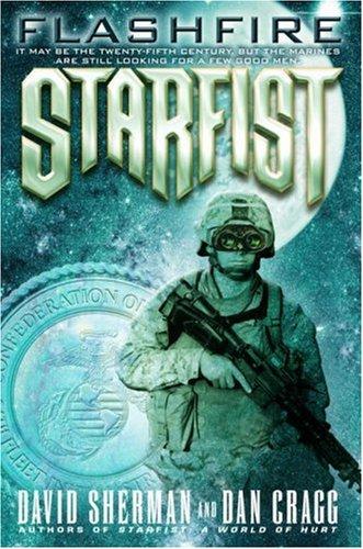 Starfist: Flashfire, David Sherman, Dan Cragg