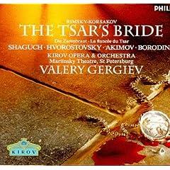 Tsar's Bride