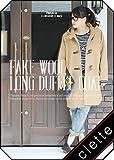 フェイク ウール ロング ダッフル コート 大きいサイズ レディース 3L チャコールグレイ