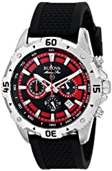 Bulova Men's 96B186 Marine Star Watch