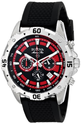 Bulova Men's 96B186 Marine Star Watch