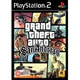 Grand Theft Auto: San Andreas (PS2)by Rockstar