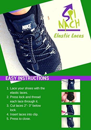 no tie shoelaces instructions