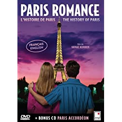 Coffret Paris Romance + Paris Accordeon