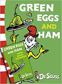 Green eggs and ham book all pages