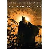 Batman Begins - 1 Disc Edition [DVD] [2005]by Christian Bale