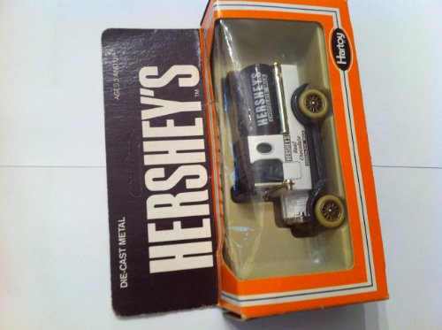 Hershey's Chocolate Milk Die-Cast Tanker Truck