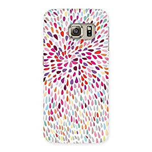 Impressive Colorful Pattern Print Back Case Cover for Samsung Galaxy S6 Edge Plus