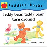 Teddy Bear, Teddy Bear Turnaround (Toddler Books (Barrons))