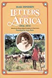 Letters from Africa, 1914-1931 (0226153118) by Dinesen, Isak