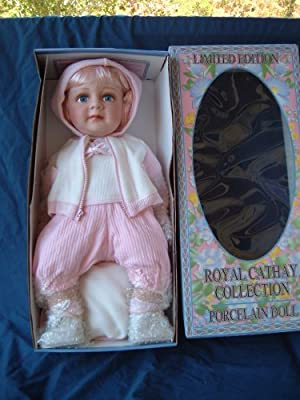 Doll Royal Cathay Collection Porcelain Doll