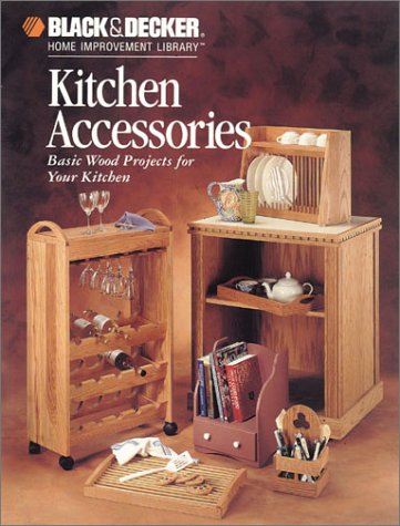 Kitchen Accessories: Basic Wood Projects for Your Kitchen