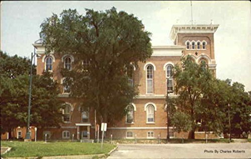 Montgomery County Courthouse in Hillsboro, Illinois