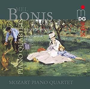 Mel Bonis: Piano Quartets