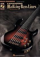 Bass Builders Expanding Walking Basslines by Ed Friedland + CD